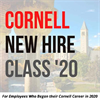 Cornell New Hire Class of 2020's logo