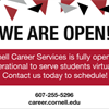 Cornell Career Services's logo