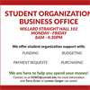 Student Organization Business Office (SOBO)'s logo