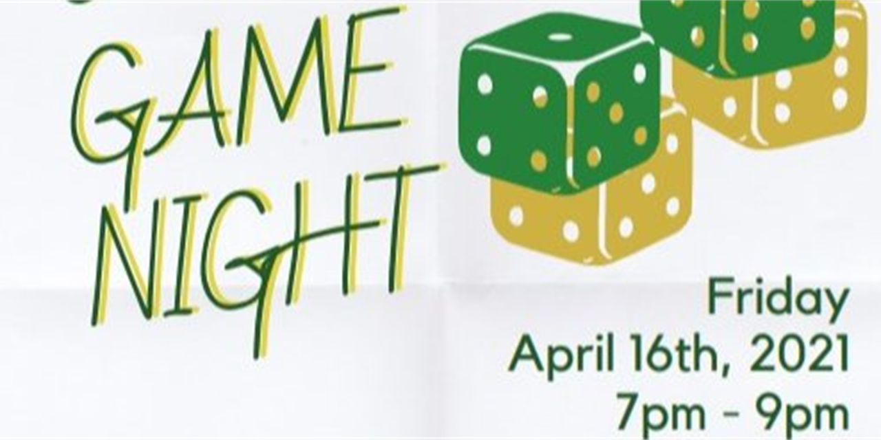 South Campus Game Night Event Logo
