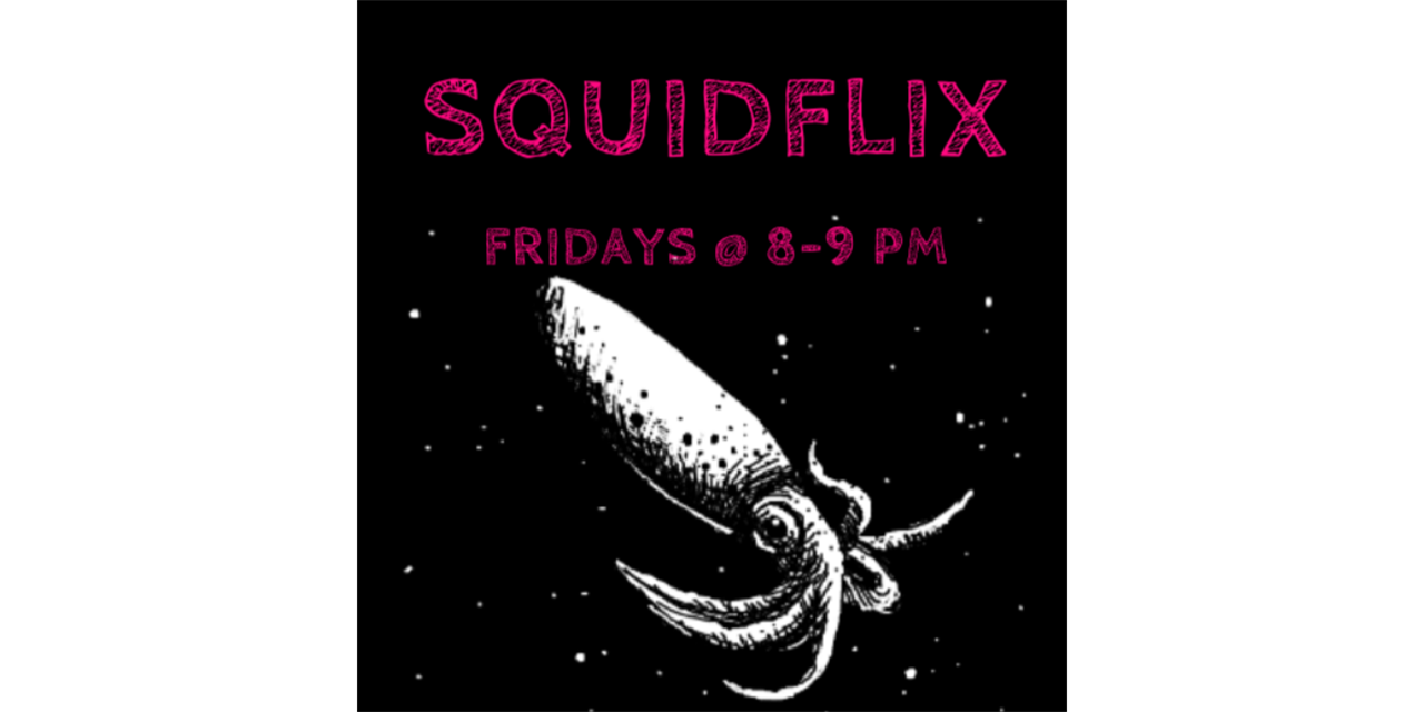 Squidflix Event Logo