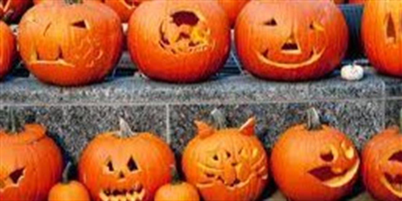 Pumpkin Decorating Contest Event Logo