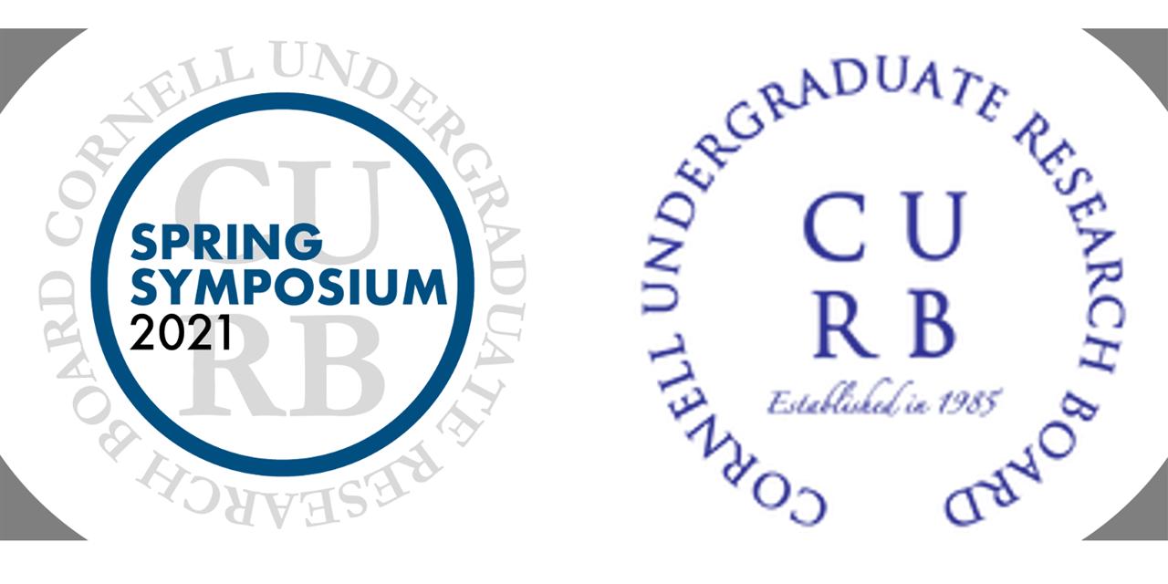 CURB Spring Symposium: Keynote Speaker Event Logo