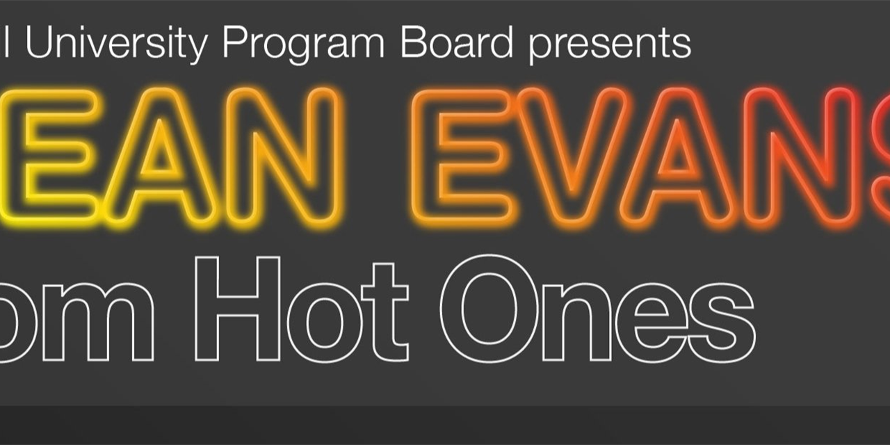 Sean Evans from Hot Ones Interviews Ryan Lombardi- Rescheduled for 4/23 Event Logo