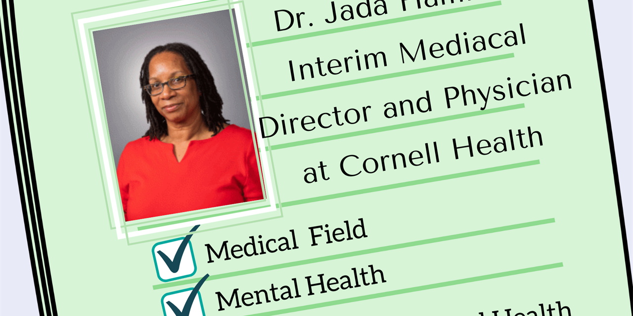 Wellness and Well-being w/Dr. Jada Hamilton Event Logo