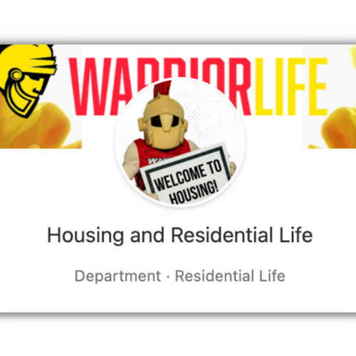 warrior life welcome to housing