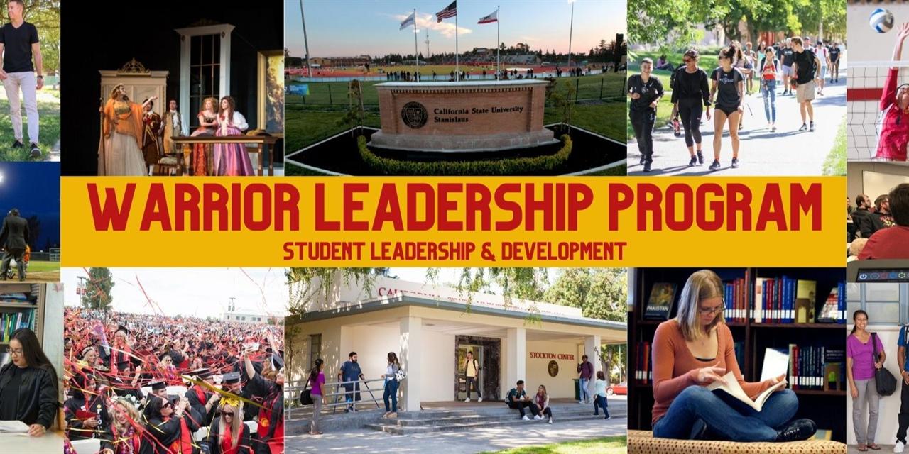 Warrior Leadership Program Information Session Event Logo