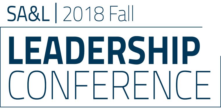 2018 Fall Leadership Conference Event Logo