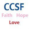 Chinese Christian Student Fellowship's logo
