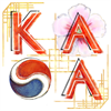 Korean American Student Association's logo