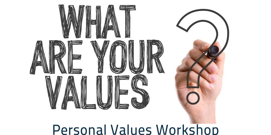 Personal Values Workshp