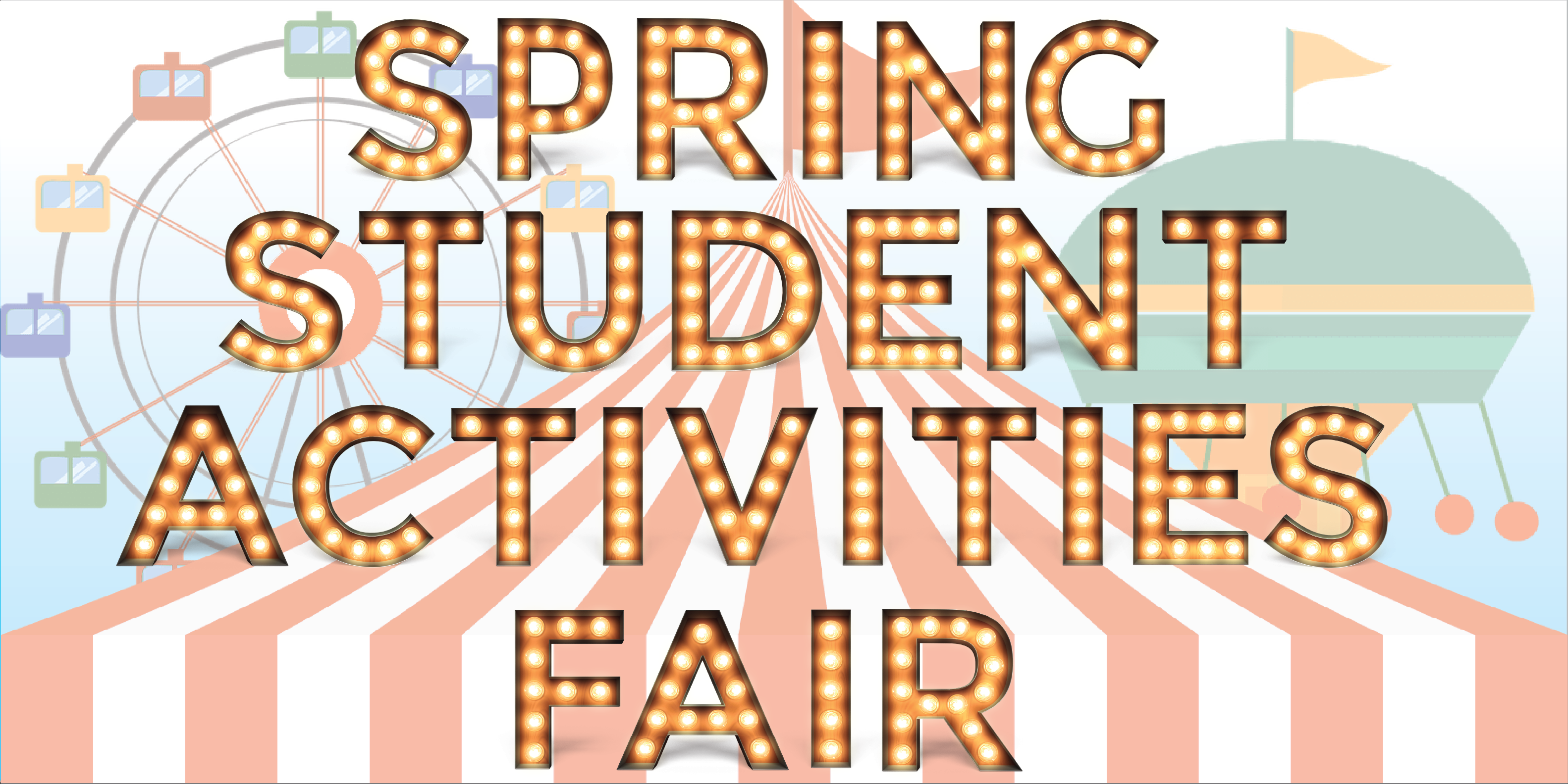 Spring Student Activities Fair- The Greatest Show at CWRU