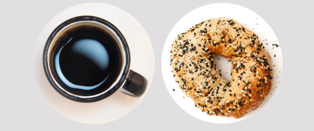 Coffee + Bagel = Entrepreneurship with Batula Zaidi