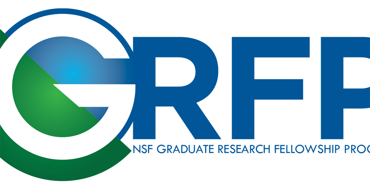 NSF Graduate Research Fellowship Info Session & Panel Event Logo