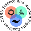 CWRU Science and Human Rights Coalition's logo