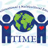 The International and Multicultural Exchange's logo