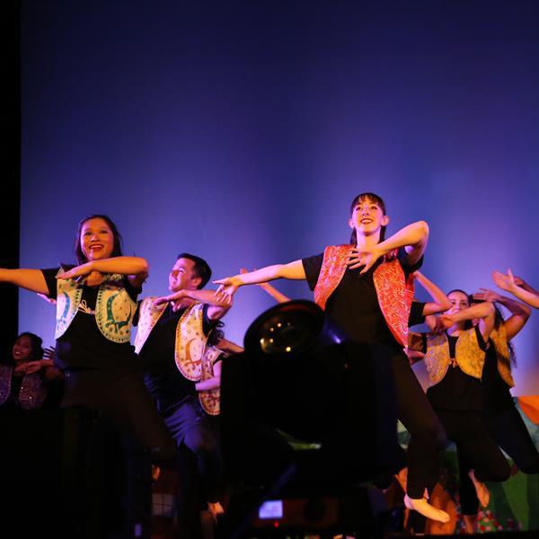 2019 Bhangra Dancers
