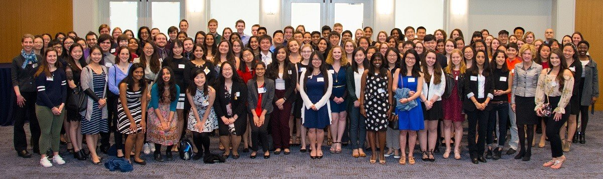 civic engagement scholars group picture