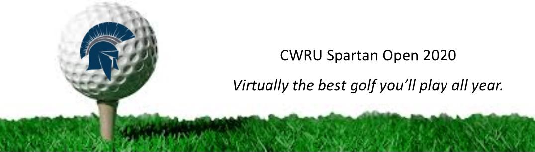 Virtual Spartan Open Golf Outing 2020