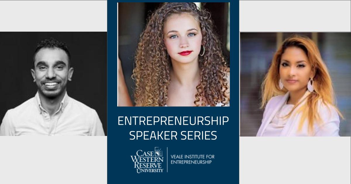 CWRU Entrepreneurship Speaker Series | Benjamin Fernandes & Bernice Fernandes
