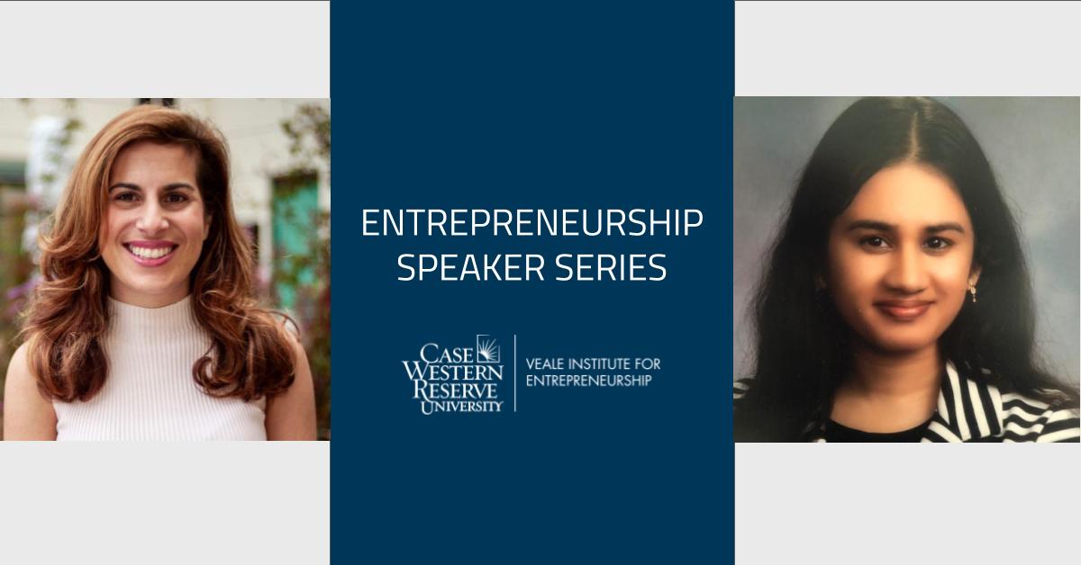 CWRU Entrepreneurship Speaker Series | Sarah Morgenstern, Principal, Flourish Ventures