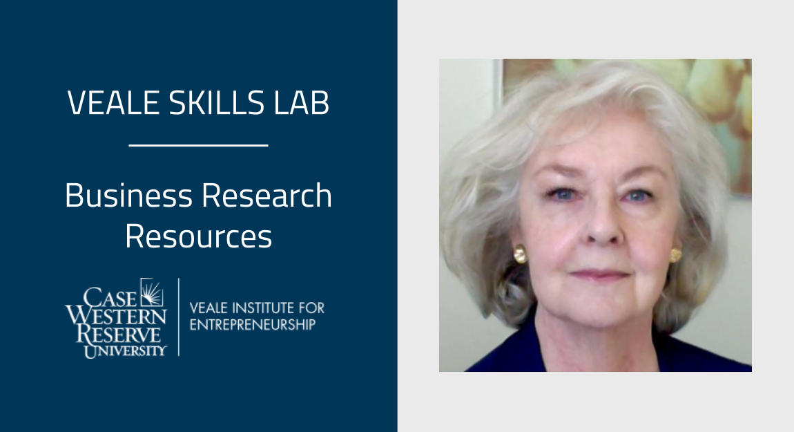 Business Research Resources | Veale Skills Lab