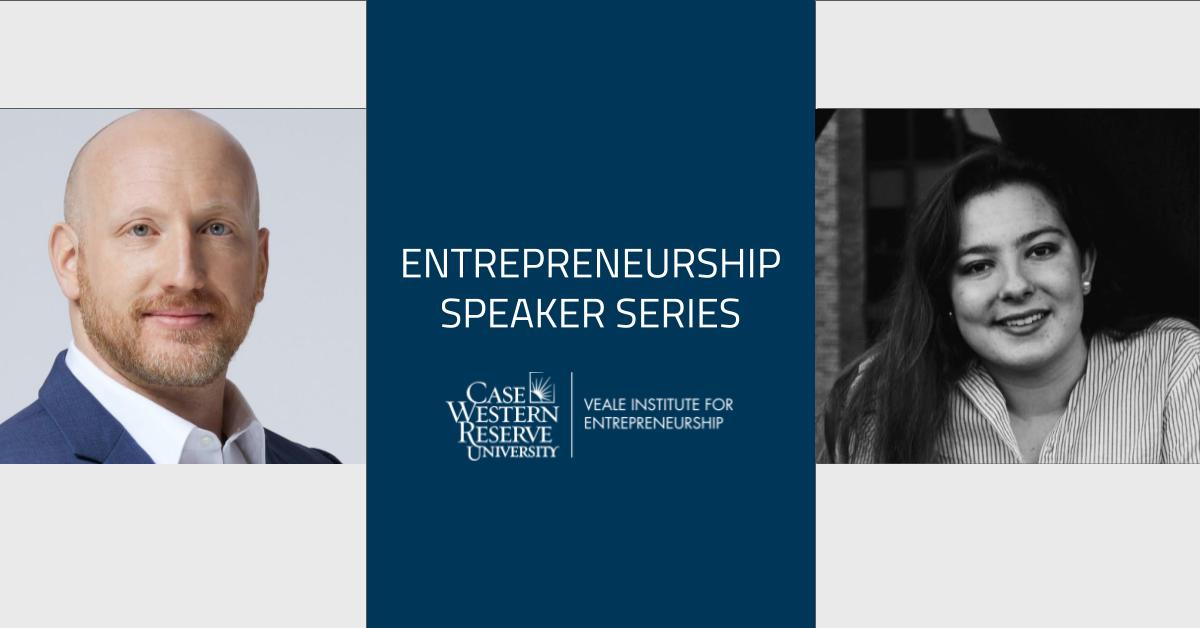 Chad Zimmerman, COO & Co-Founder, MAHA Global | CWRU Entrepreneurship Speaker Series