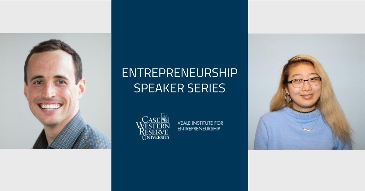 CWRU Entrepreneurship Speaker Series   Connor Diemand-Yauman, Co-CEO, Merit America