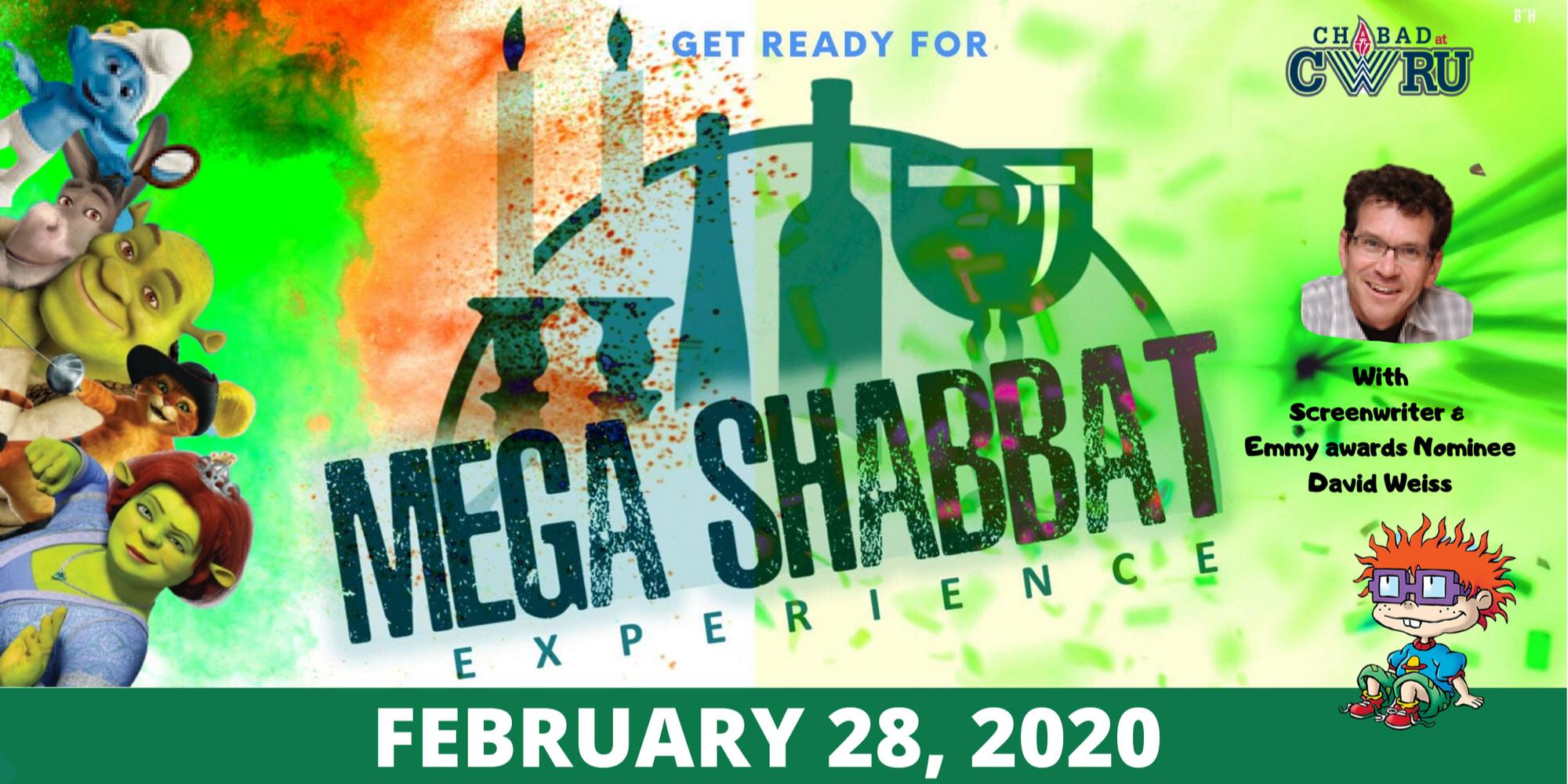 A Shrek of a MEGA Shabbat