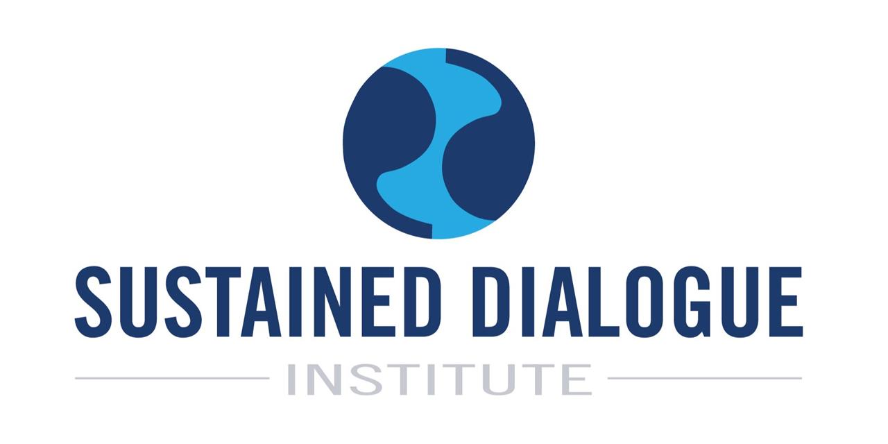 Sustained Dialogue Moderator Training (Virtual) Event Logo