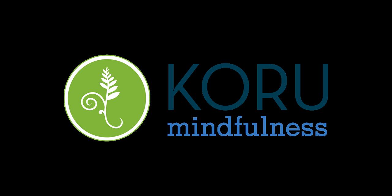 Koru Mindfulness Event Logo