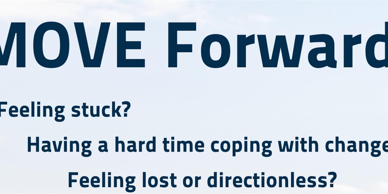 MOVE Forward Event Logo
