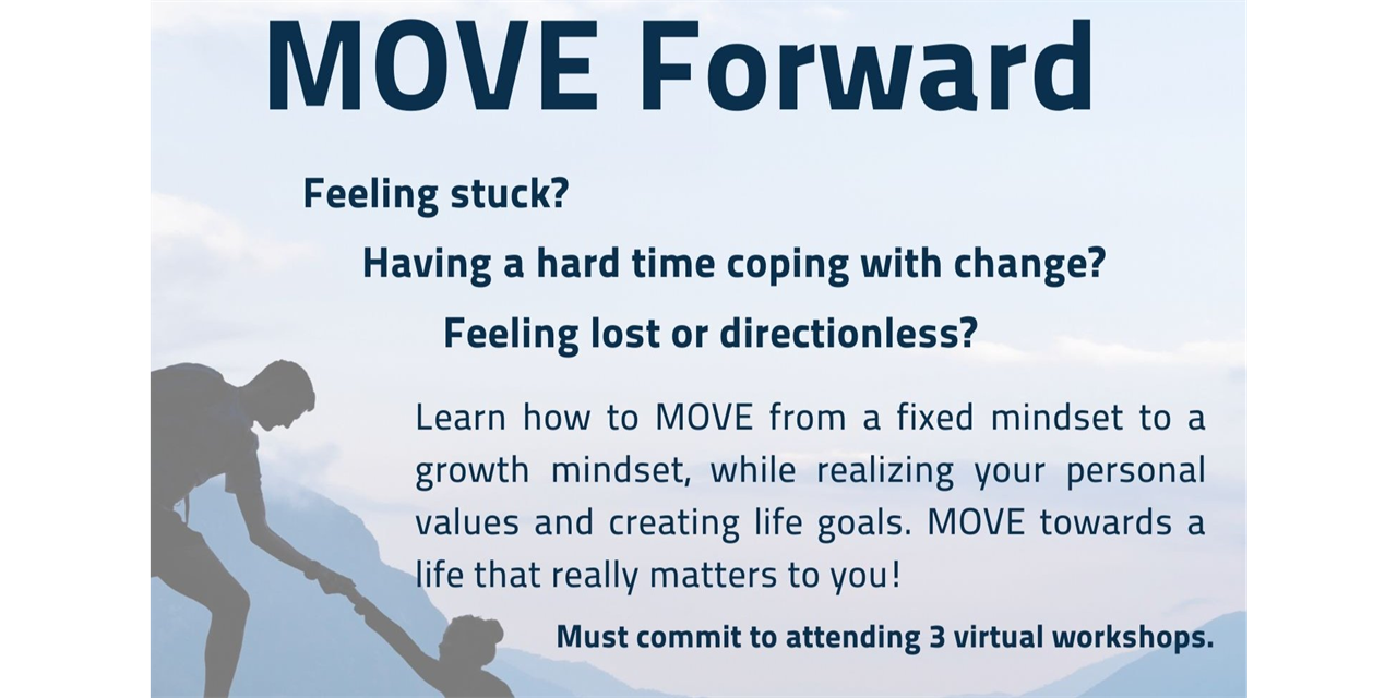 MOVE Forward Event Logo