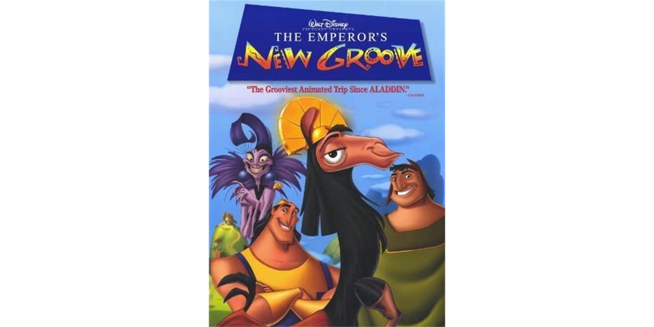 The Emperor's New Groove Event Logo