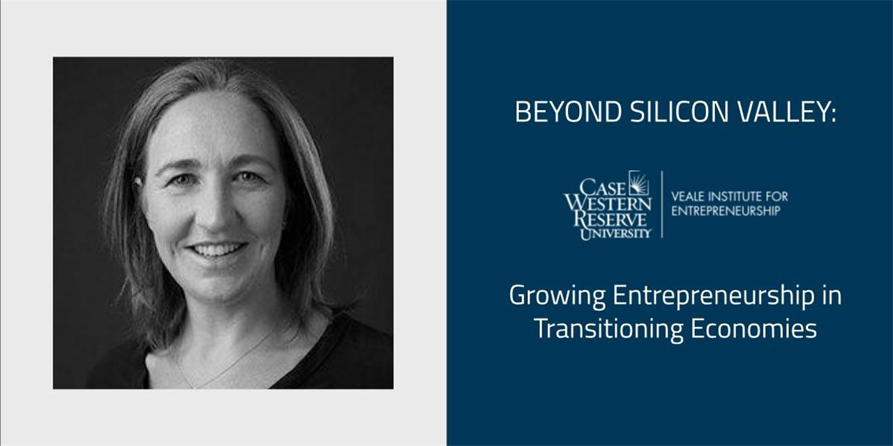 Beyond Silicon Valley: Role of NGOs - Part 2 (Alison Collier, Endeavor South Africa) Event Logo
