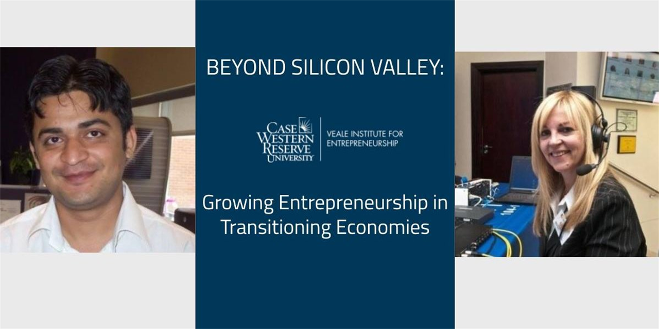 Beyond Silicon Valley: Role of NGOs - Part 1 (Hardik Desai & Debby Edelstein) Event Logo