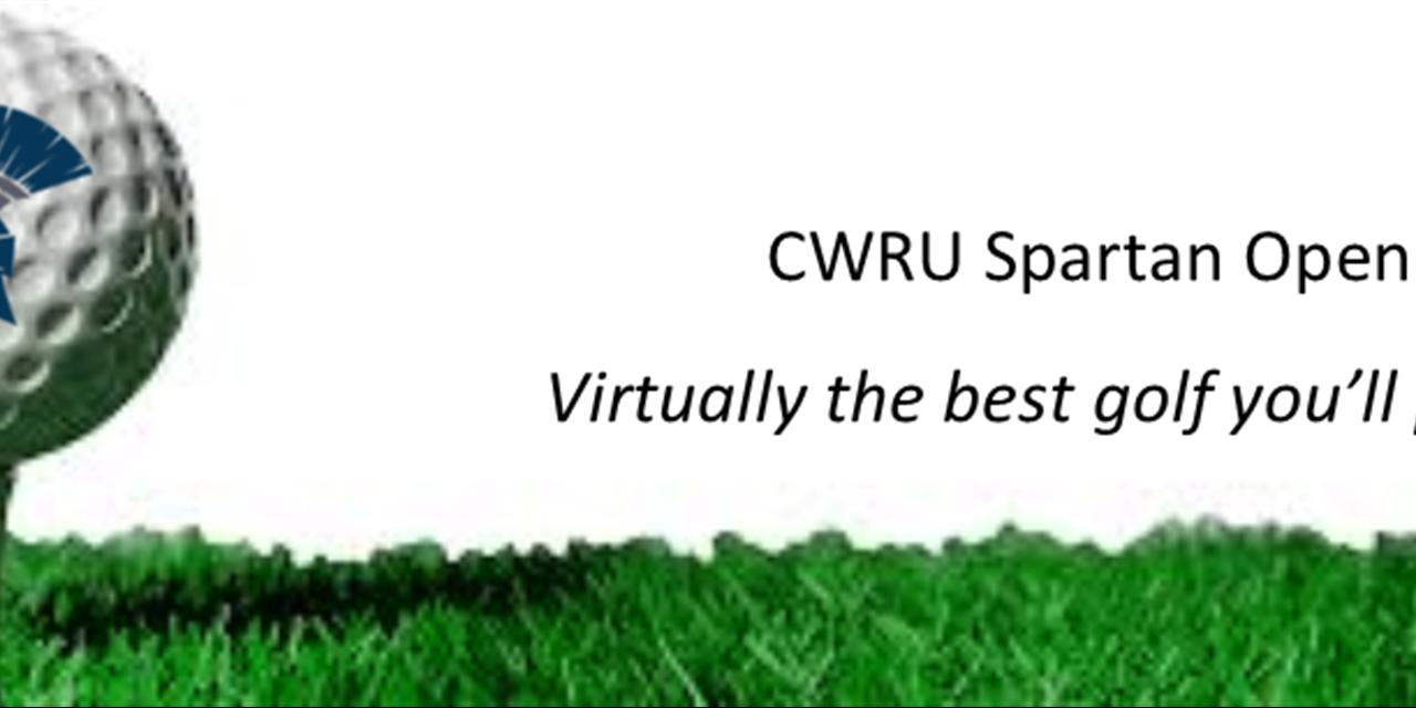 Virtual Spartan Open Golf Outing 2020 Event Logo