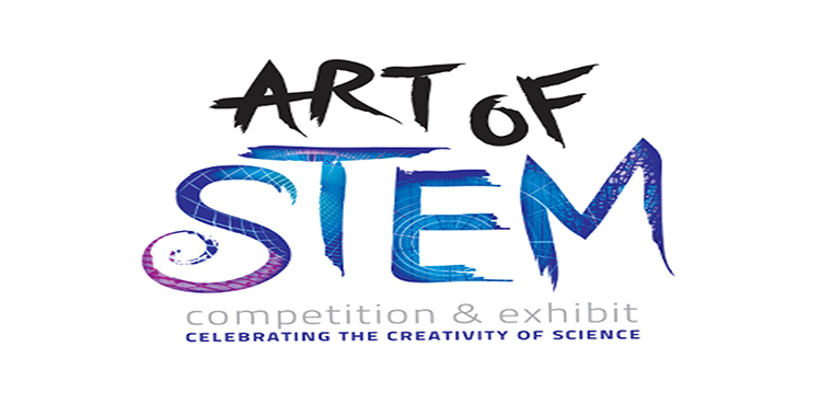 Art of STEM: Exhibit of Winning Selections [Ongoing Exhibit] Event Logo