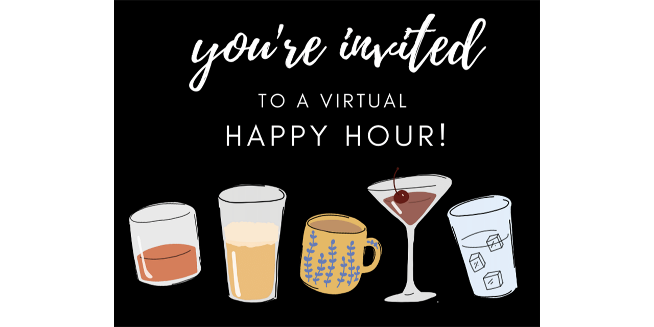 WISHED Cocktail/Mocktail Hour to Find Your Strengths Event Logo
