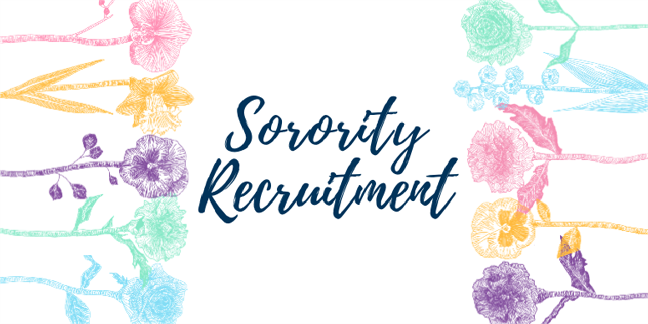 Sorority Social: All About Greek Life Event Logo