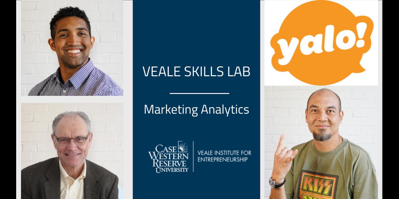 Marketing Analytics   Veale Skills Lab