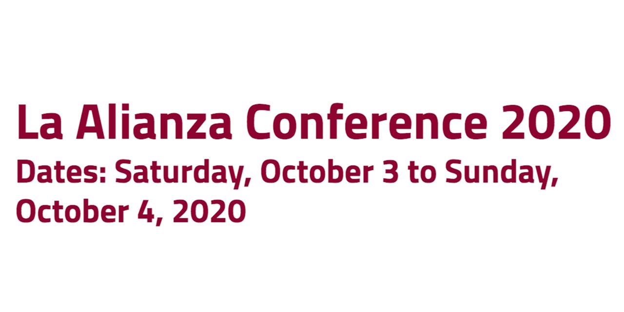 La Alianza Conference 2020 North Star Experience Event Logo