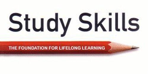 Study Skills for Juniors! Event Logo