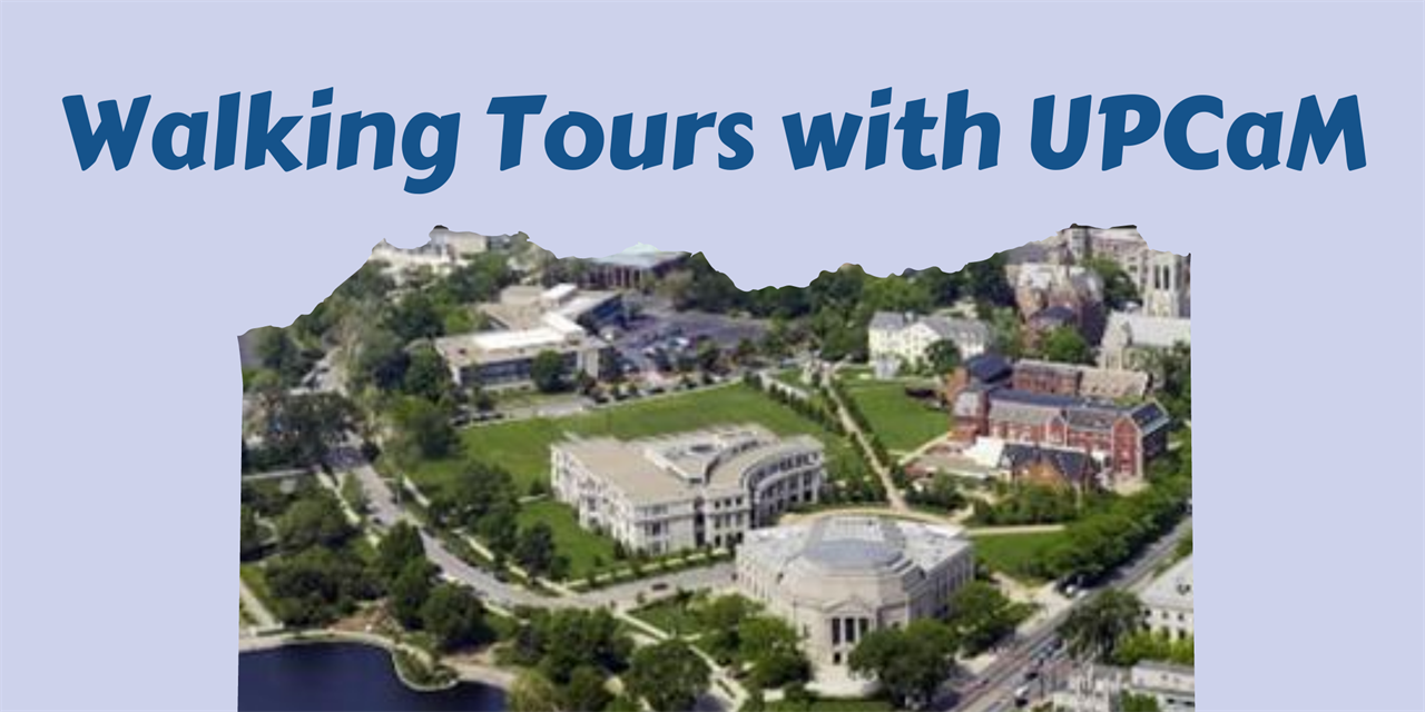 Walking Tour of University Circle Event Logo