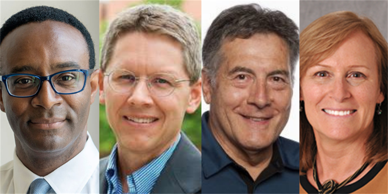 Expert Panel: Addressing Systemic Structural Problems in STEM Event Logo