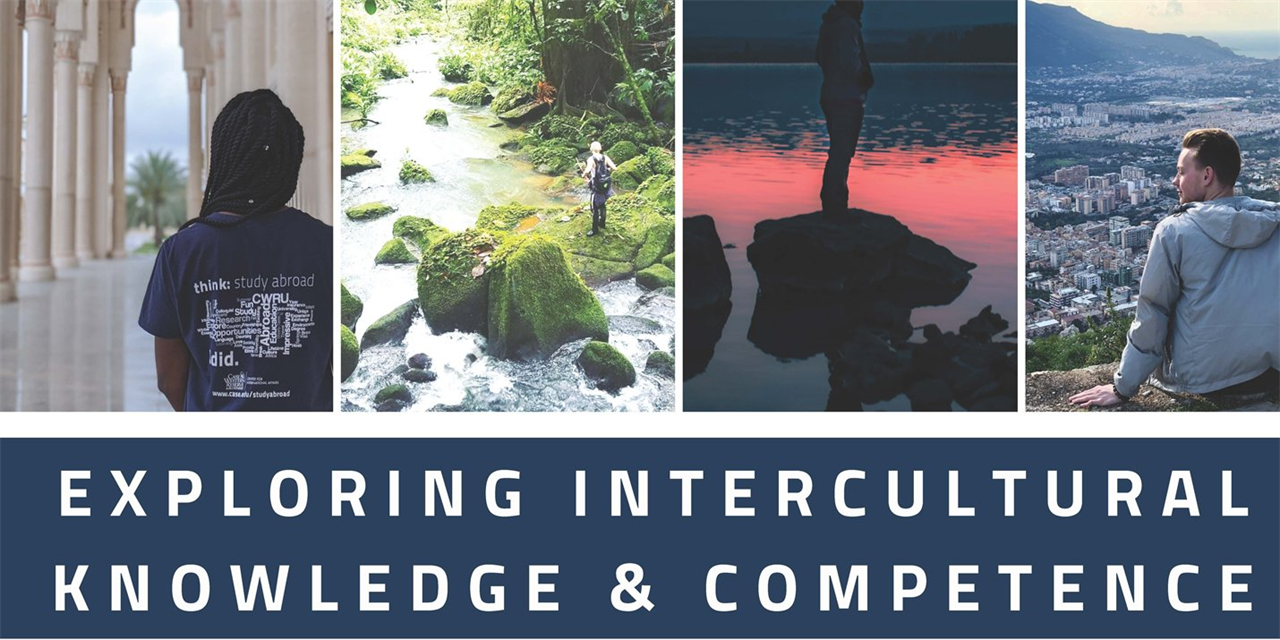 Exploring Intercultural Knowledge and Competence Event Logo