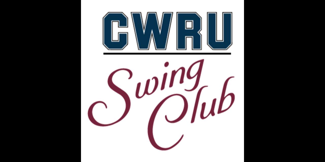 CWRU Swing Club Hangout Event Logo