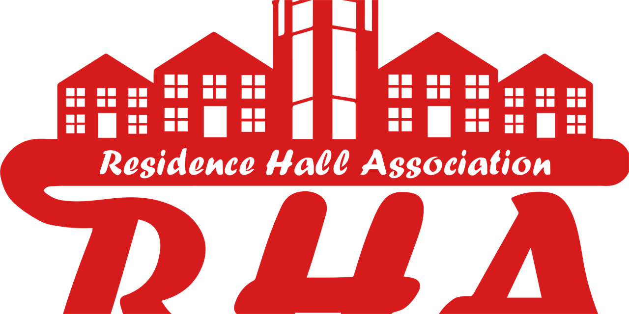RHA General Body & Committee Meeting Event Logo