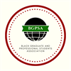 Black Graduate and Professional Student Association's logo