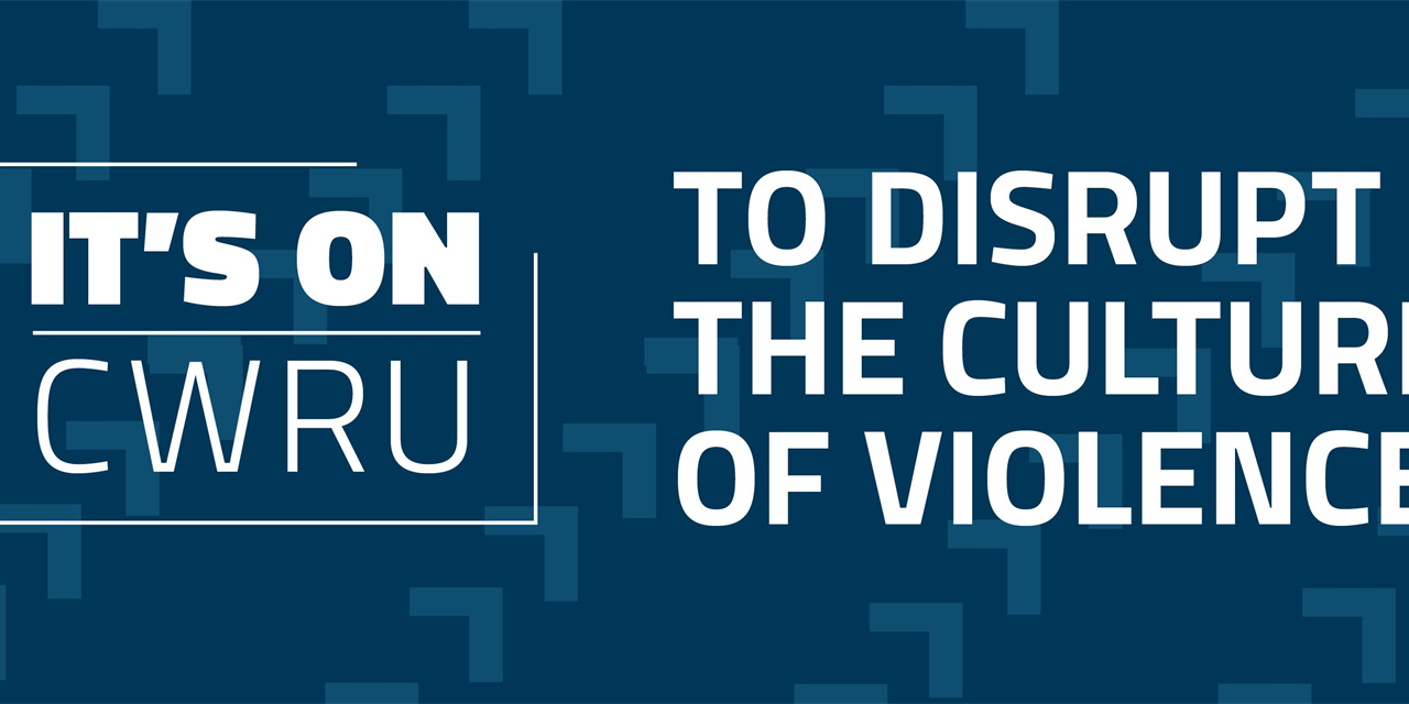 Disrupting the Culture of Violence: How to be a Prosocial Bystander Event Logo
